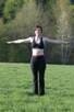1.Yoga- Energie- Übung