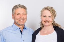NLP & Hypnose-Coach Edwin Bärmann / Heilpraktikerin für Psychotherapie Andrea Langheim