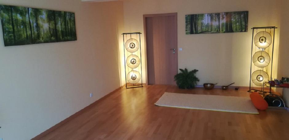 Yoga- und Seminarraum