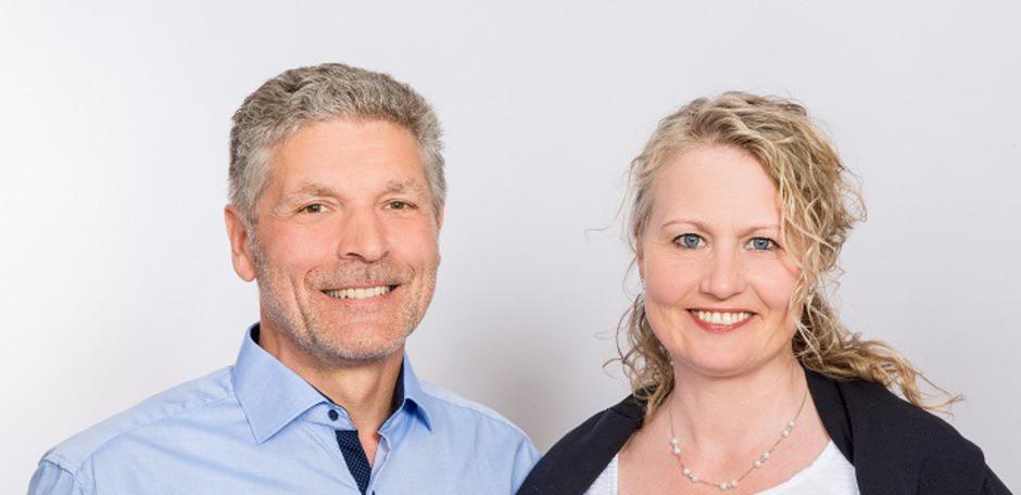 Edwin Bärmann  & Andrea Langheim